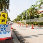 Benefits of Guard Services at a Gated Community