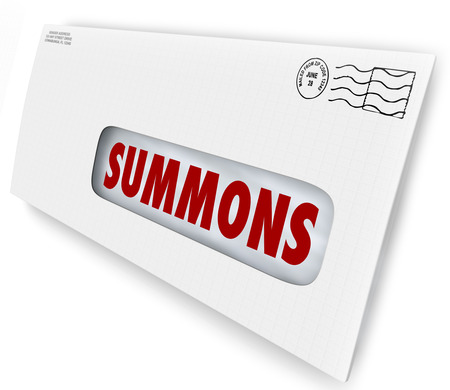 Legal Summons